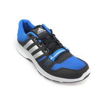 Zapatilla Adidas Training Gym Warrior 2 Negro Azul
