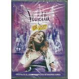 Violetta En Vivo Show Completo En Bs As Dvd Nuevo Cerrado