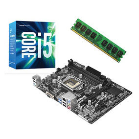 Combo Actualizacion Pc Intel I5 7400 | Hdmi | 8gb Ddr4