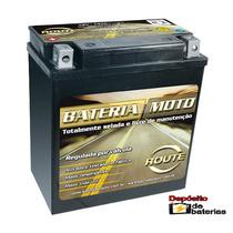 Bateria Ytx16-bs Route Zr 1100 Tiger 800 Marauder Intruder