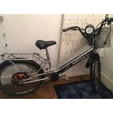 Bicicleta Scooter Elétrica 800w