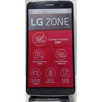 Lg Zone X180g Nuevo (sólo Teléfono Y Batería)