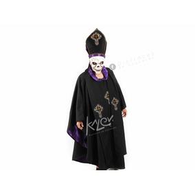 Disfraz De Sacerdote Malo