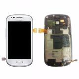 Pantalla Completa Samsung Galaxy S3 Mini Blanco Nueva