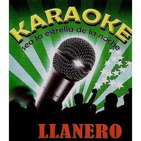 Karaoke 240 Temas Llanero Excelente Sonido *oferta*