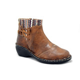 Botas Claris Shoes Confor Line Marrón