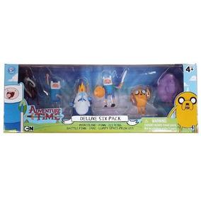 Adventure Time Original Figura Set 6 Pz Hora Aventura Cn