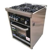 Cocina Industrial Morelli Cristal 600 Puerta Vidrio E.gratis
