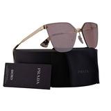 Prada Spr68h Spr 68h Gold Sunglasses no Mercado Livre Brasil 4c5daafa49