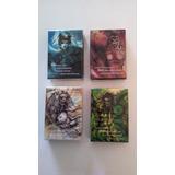 Cartas Magic, 4 Cajas De 30 Cartas C/u, Selladas 10/09