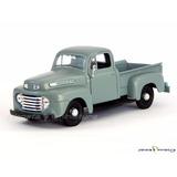 Ford F1 Pickup 1948 Cinza 1:25 Maisto Camionete Antiga 1:24