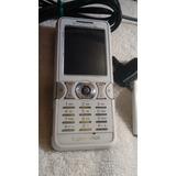 Sony Ericsson Telcel K550i Con Cargador