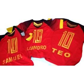 Camiseta Halcones Dorados O11ce Ponele Tu Nombre