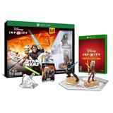 Disney Infinity 3.0 Star Wars Starter Pack Para Xbox 360