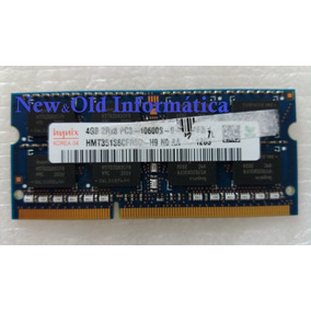 Memoria Hynix 4gb Ddr3 1333mhz 2rx8 Pc3-10600s