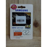 Memoria Samsung 32 Gb Ideal Para Camaras Digitales