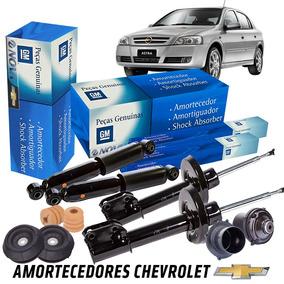 Kit Completo Amortecedor Batentes Astra 1999 A 2011 Original