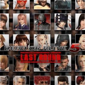 Dead Or Alive 5 Dlc Com 30 Personagens + Roupas Ultimate 2