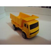 Caminhão Transporte De Terra Construção Maisto Novo Raro