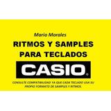 Ritmos Para Teclados Casio Y Yamaha -120 Ritmos Populares