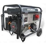 Grupo Electrogeno Generador Hyundai Hy9000le3 16hp Trifasico