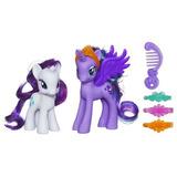 My Little Pony Princesa Luna Y Rareza Figuras