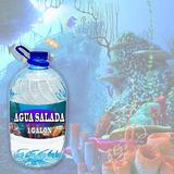 Agua Salada Para Pecera Marina 4 Litro Totalmente Pura Xaris