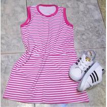 Vestidos Casuales Para Niñas, A La Moda Y De Calidad
