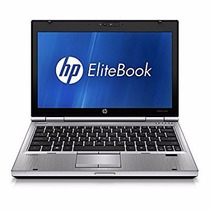 Laptop Hp Elitebook 2560p I7 4gb Dds 160gb Cm Nueva