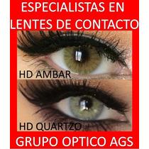 Lentes De Contacto Solotica Hidrocor Nuevos Colores Original
