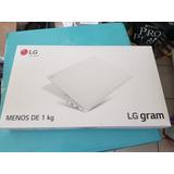 Lap Lg Gram I5 6ta 256 Ssd 4 Ram 980 Gms