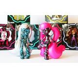 Monster High Vinyl Frankie O Draculaura Traidas De Usa