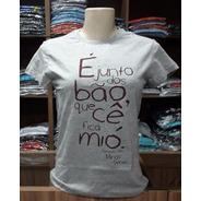 Baby Look É Junto Dos Bão... - Loja Postal De Minas