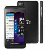 Smartphone Blackberry Z10 16gb Gar. 1 Ano Novo