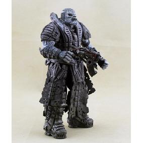 Figura De Accion General Raam Gears Of War 18 Cm Pvc Neca