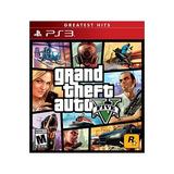 Gta V Grand Theft Auto V Em Pt-br Ps3 Mídia Física Lacrado