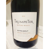 Champagne Trumpeter Extra Brut. Rutini Wines. Zona Palermo