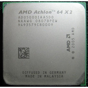 Processador Amd Athlon 64 X2 5000 Dual Core Am2 Com Cooler