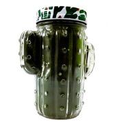Vela Aromática Decorativa Aroma Confort Musk Cactos - 705g