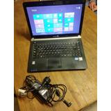 Notebook Ken Brown Intel Core I3 Win10 (a Reparar)