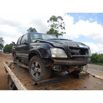 Sucata Chevrolet S10 2.8 4x4 Executiva Para Vendas De Peças
