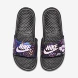 Chinelo Sandalia Nike Benassi Jdi Print Feminino Original Nf