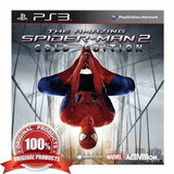 The Amazing Spiderman 2 Gold Edition Ps3 | ¡ Entrego Hoy !