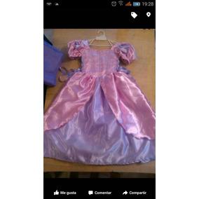 Vestido Disfraz Princesa Ariel