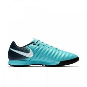430accb7909ea Chuteira Paqueta - Chuteiras Nike Azul aço no Mercado Livre Brasil