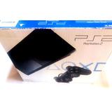 Playstation 2 En Caja + Control + Mem + Juegos 100% Original