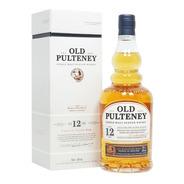 Whisky Old Pulteney 12 Años Single Malt 750ml En Estuche