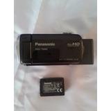 Videocamara Panasonic Hdc Tm40 Full Hd Solo Uso Particular