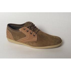 Promoción Zapato Zapatos Gamuza 100% Cuero