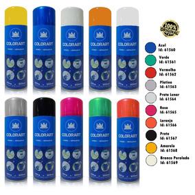 Tinta Spray Metálico Colorart 300ml